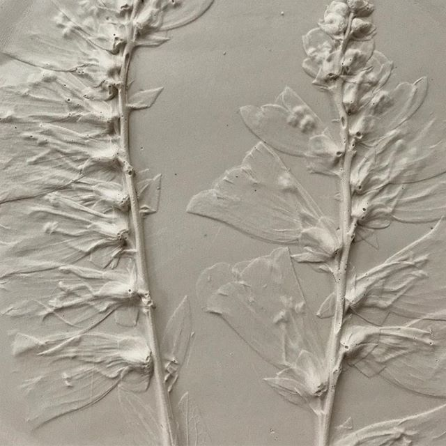 Floral Relief -