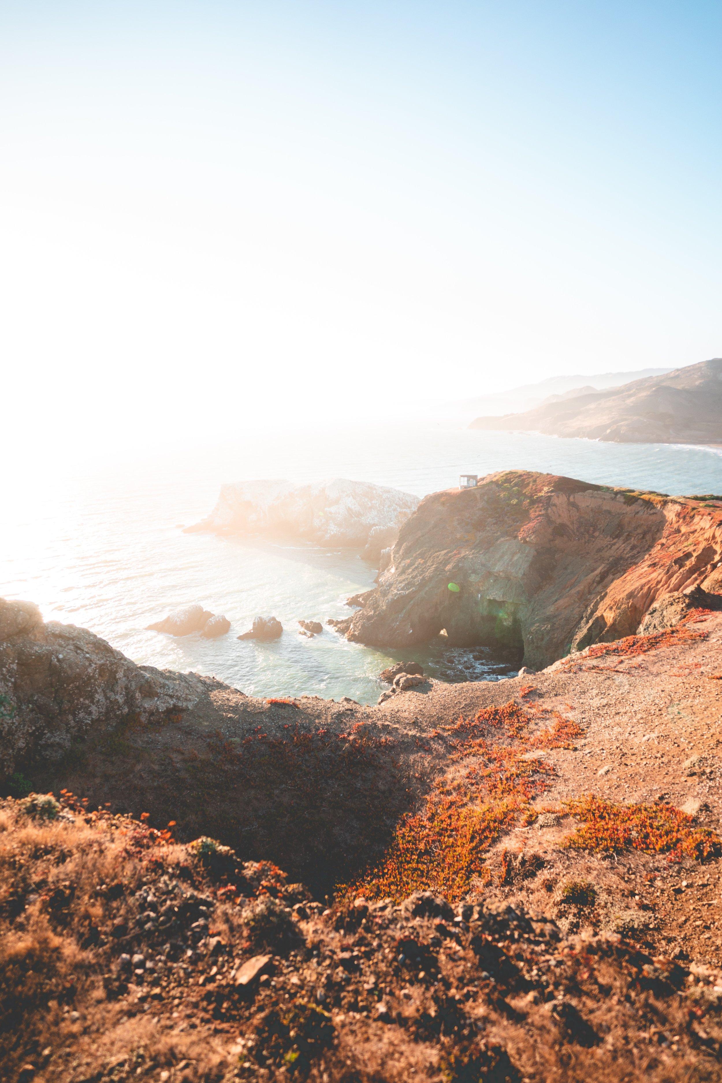 Magical Marin Headlands. Photo by  Will Truettner  on  Unsplash .