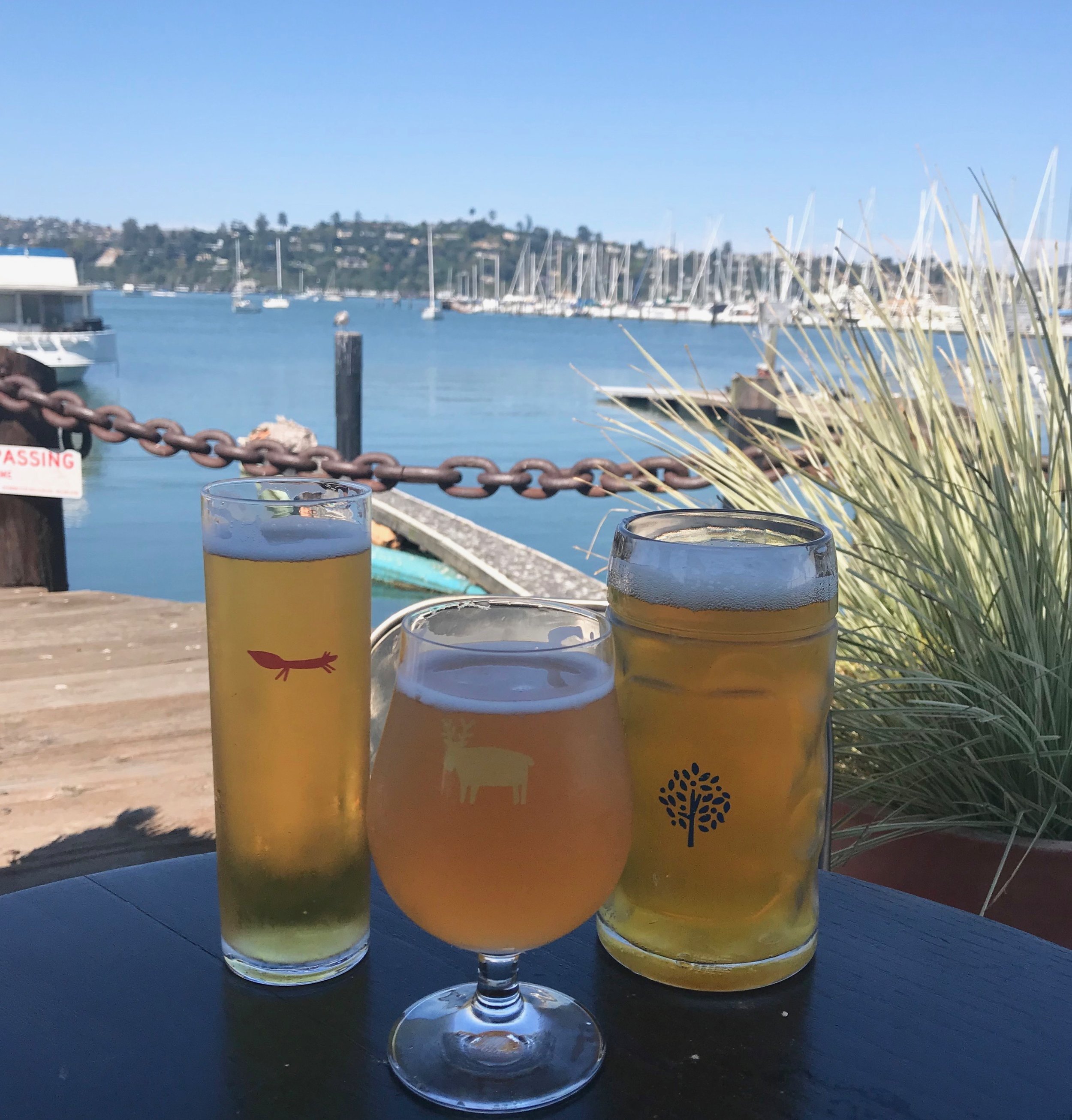 Bayside at the Joinery in Sausalito !