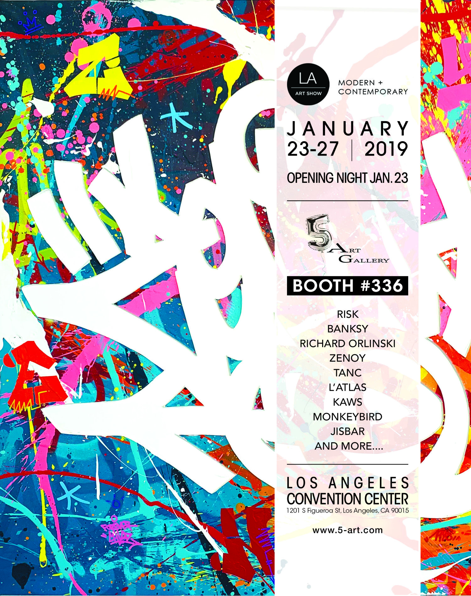 L.A. Art Show   The Most Comprehensive International Contemporary Art Show in America.