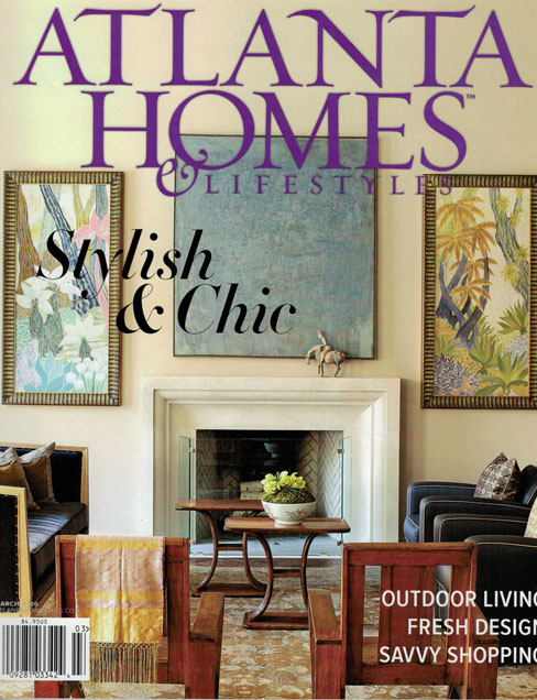 ATLANTA HOMES & LIFESTYLES, MARCH 2009