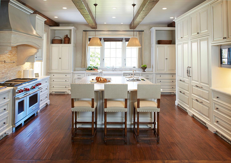Kitchen Island Beams.jpg
