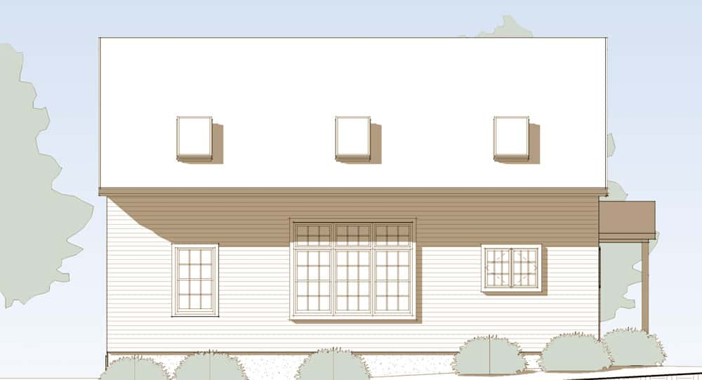 Monadnock Side Elevation