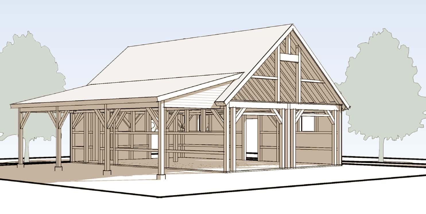 lincoln-timber-frame-garage-front-left-interior.jpg