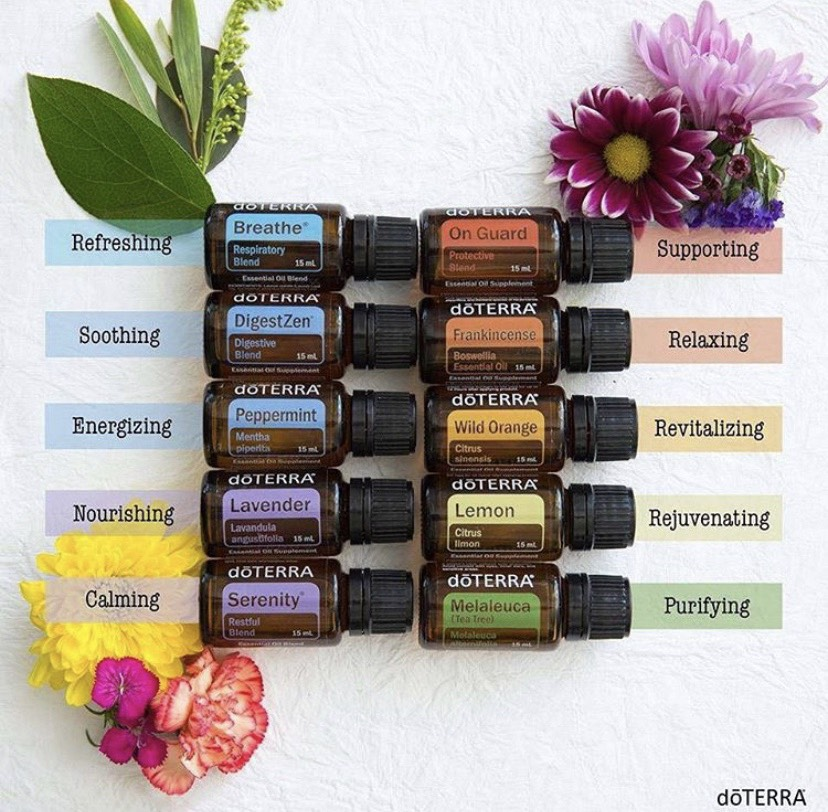 Essential oils have such a wide variety of uses that they are easily incorporated into your everyday life.  Click here  to shop high quality therapeutic essential oils with DoTERRA.