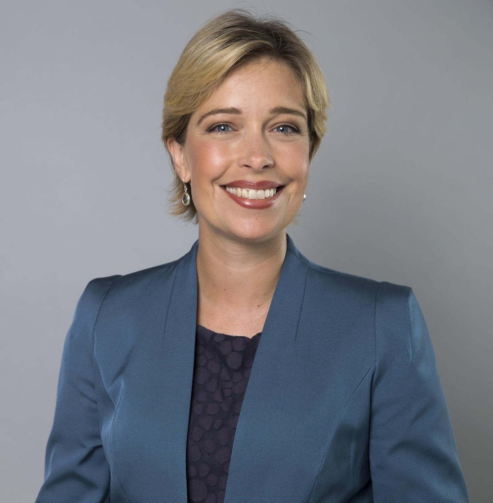 Annika Strandhäll - Socialminister