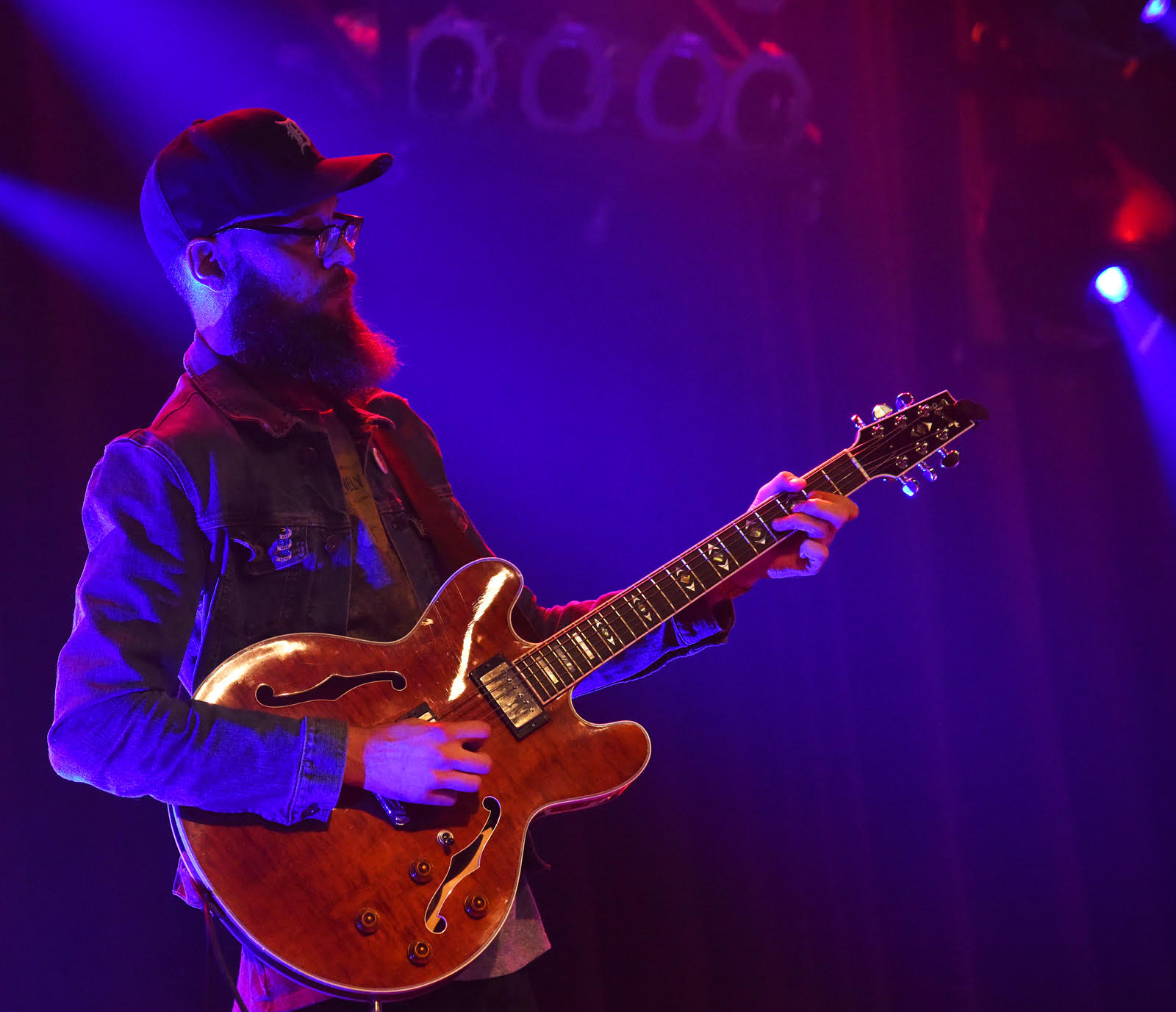 Andrew Wozniak - Guitars