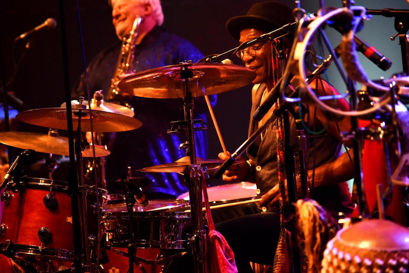 Stan Kipper -Drums/Lead Vocals