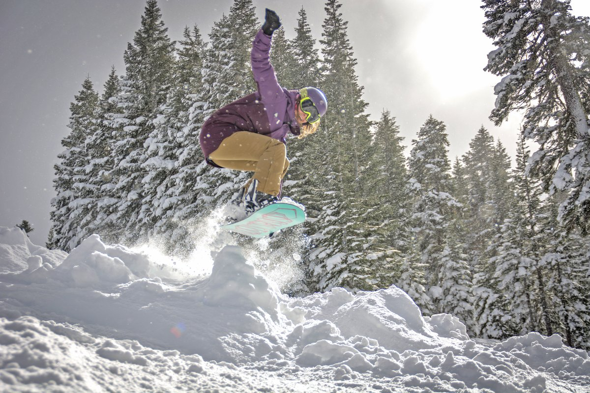 Photo of  @c_ros  shredding the gnar taken by the talented  @loloadventures