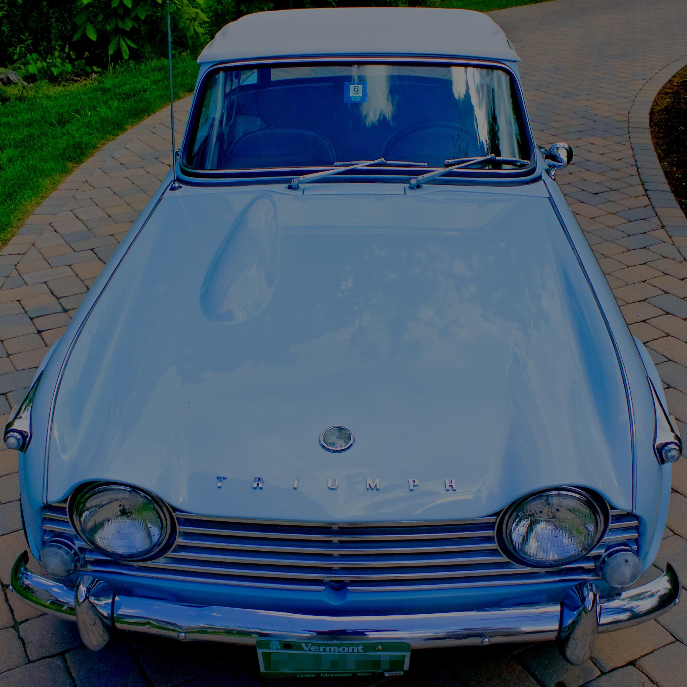 1966 Triumph - TR4-A IRS
