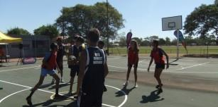 July School Holiday Basketball Competition in Kununurra during NAIDOC week