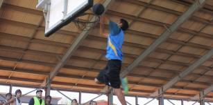 2014 Boab Basketball Challenge Senior Dunk Champion, Latrell Mathews