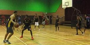 Men's Community Basketball delivers on its guarantee for fitness and exciting competition.