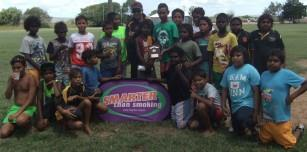 Halls Creek Cowboys Take the Win