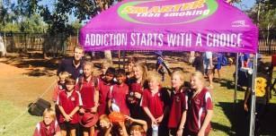 Roebuck Primary School Smarter than Smoking Football Premiers 2015