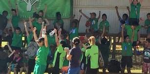 Napier winners in the Primary School Division