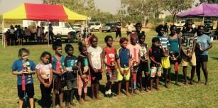 2015 Looma Remote Community Faction Athletic Champions
