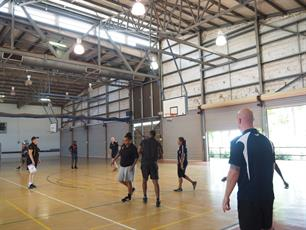 Aussie Hoops Training