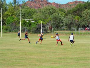 Kimberley Spirit game scenario training session