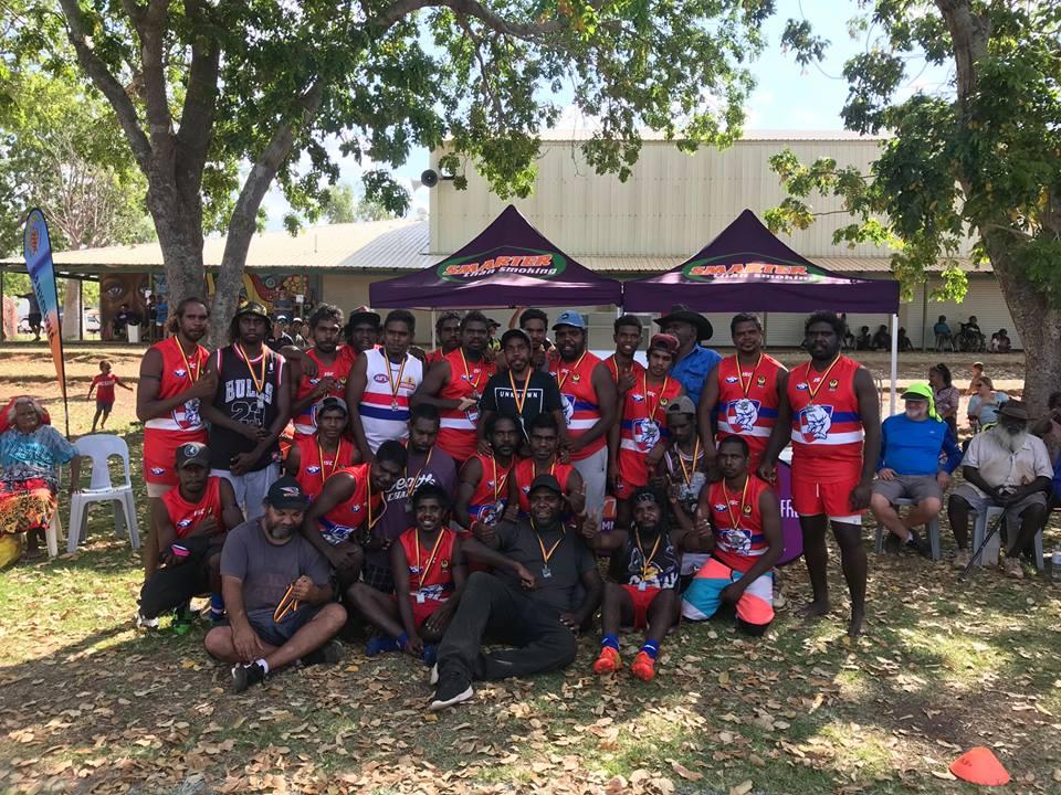 Garnduwa Festival 2018 - Runners Up Pumarjardi Bulldogs.jpg
