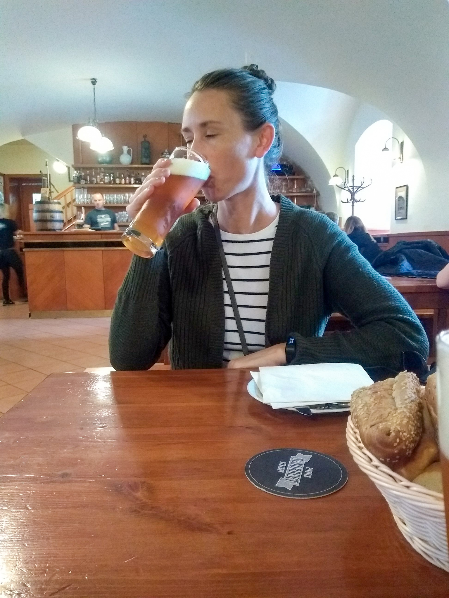 This sums up the majority of the trip. Remember: the pilsner was invented in the Czech Republic