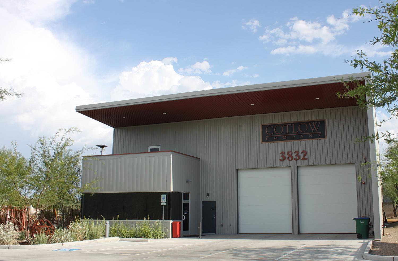 Cotlow Headquarters