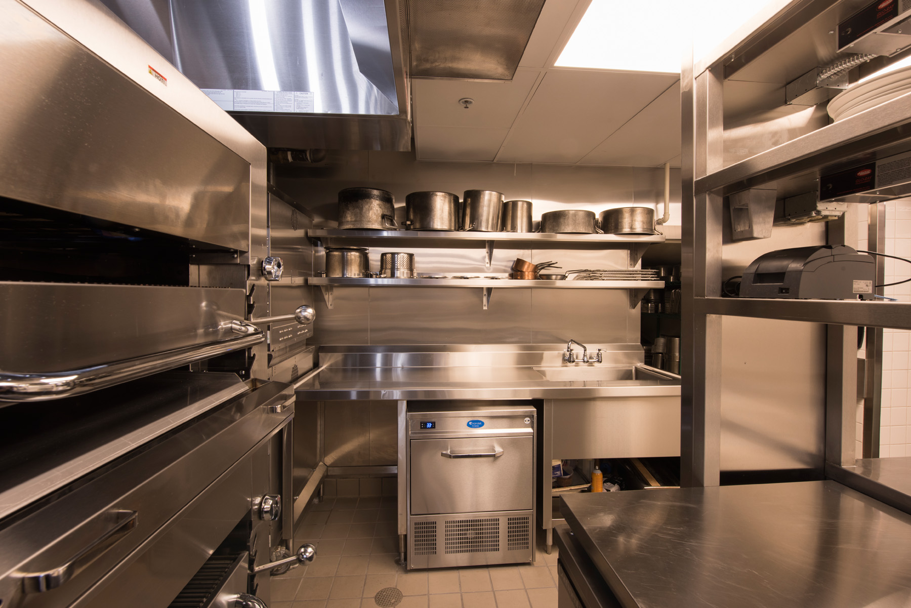 Kitchen View North