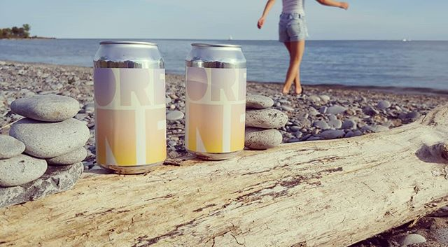 Not too many more days to enjoy a Shoreline at the shoreline. Come grab some Strawberry Shoreline Saison before the summer ends. Available at our retail store - 1177 Queen St. E. Toronto.  #craftbeertoronto #torontobrews #torontobeaches #torontobeerlovers #leslievillebia #leslieville #leslievilleto #leslievillefood
