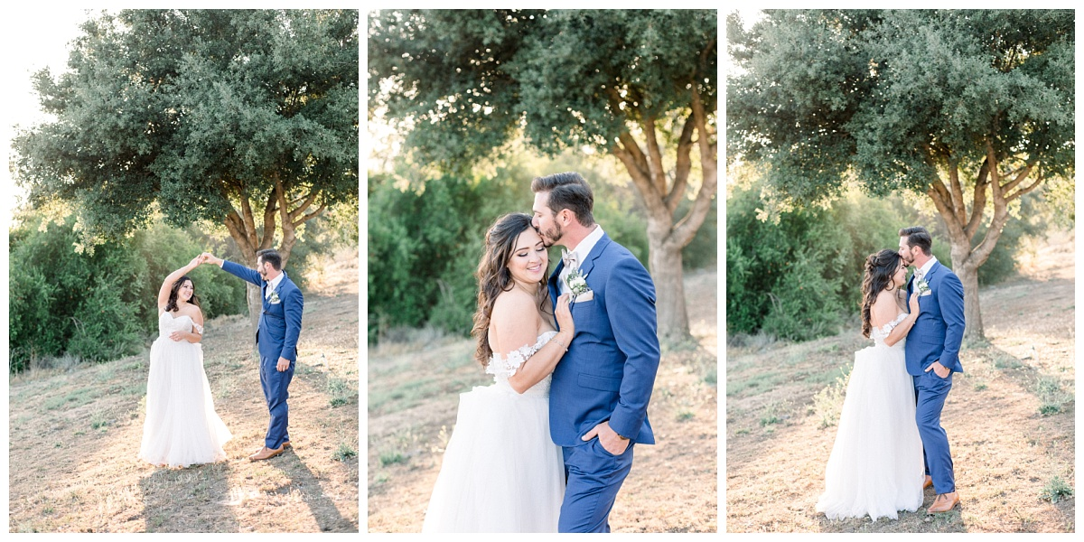 Condors Nest Wedding, Temecula Wedding photographer