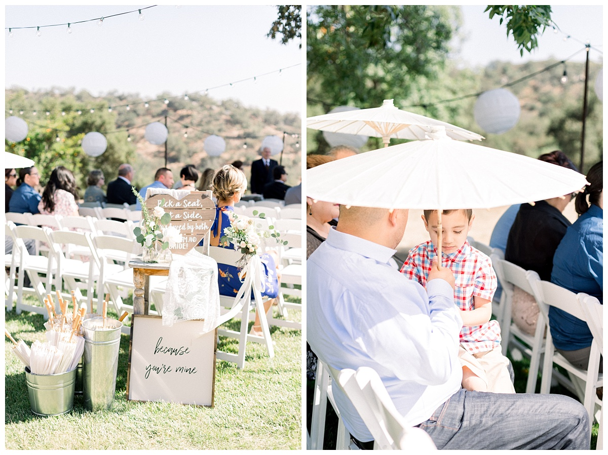 condors nest wedding, light and airy photographer