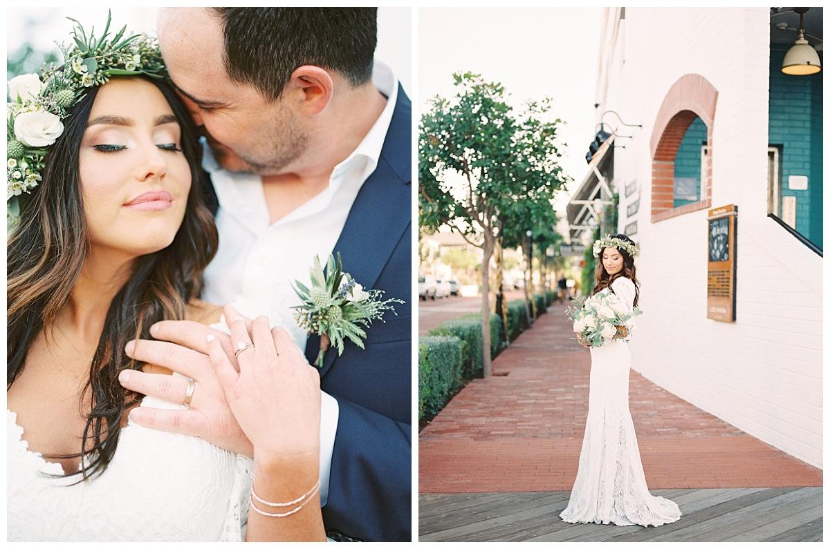 orange county wedding photographer, film wedding phototgrapher
