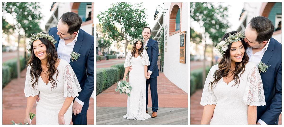 lido marina wedding