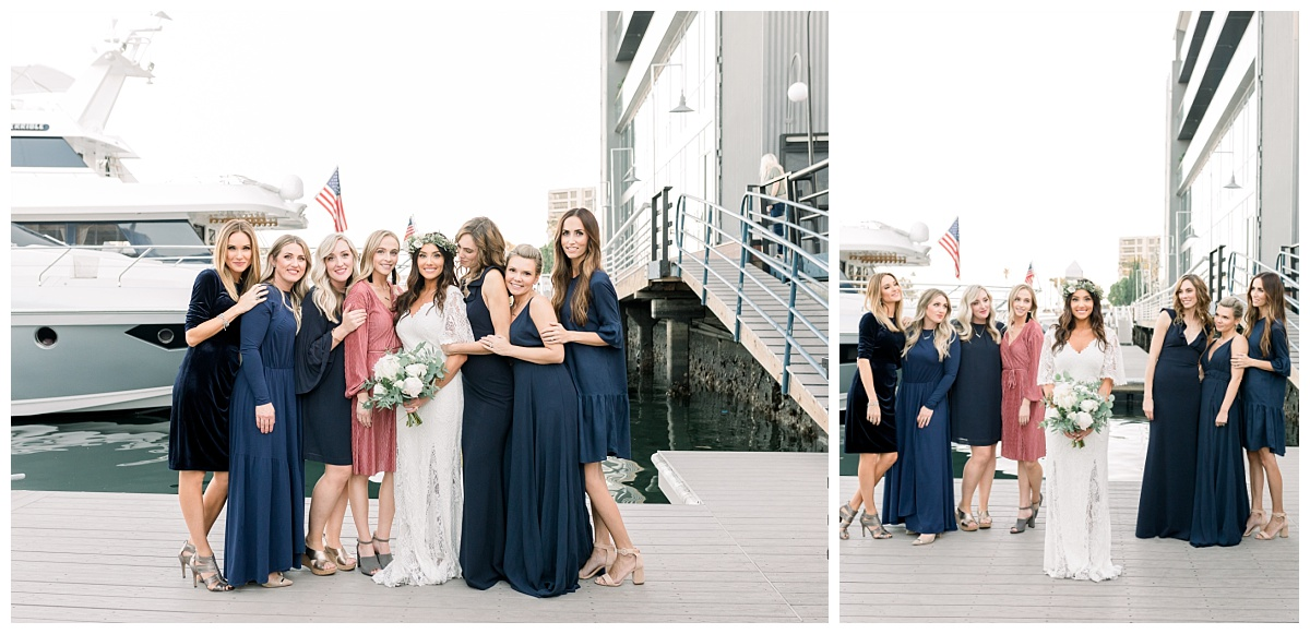 lido marina wedding, orange county wedding photographer