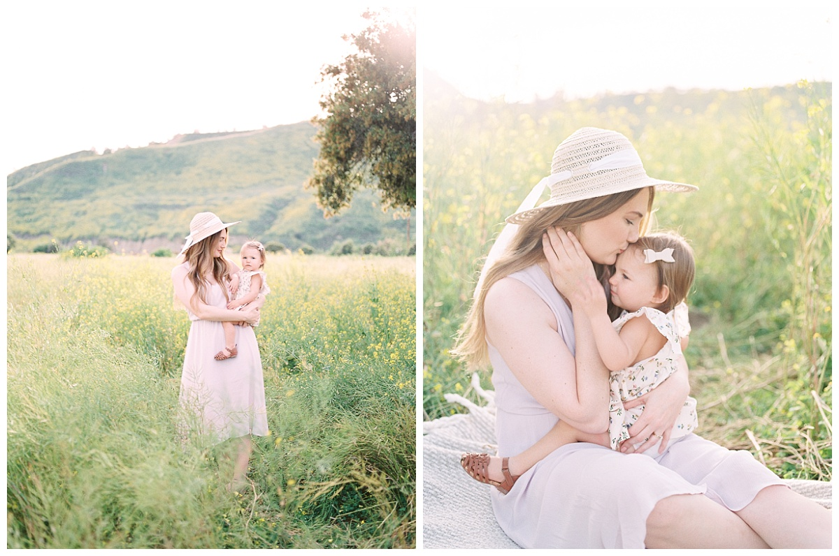 Mommy and me photographer, san juan Capistrano photographer, film photographer, fine art family photographer