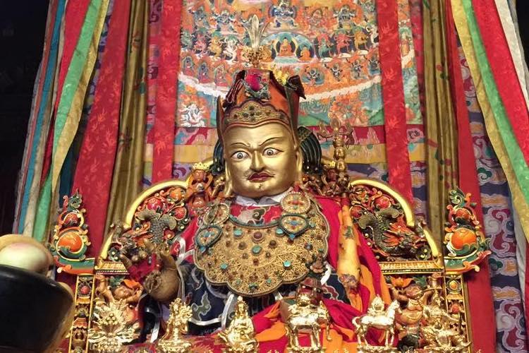 Guru Rinpoche by Berotsana.JPG