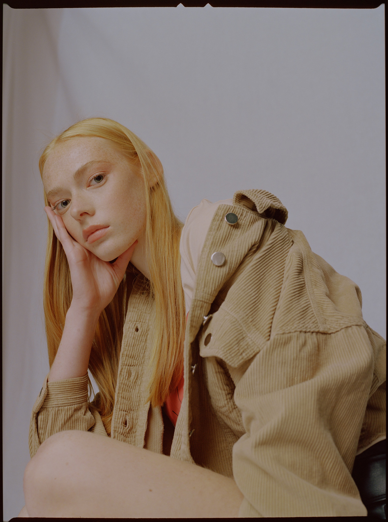 Suzanne for Sickymag