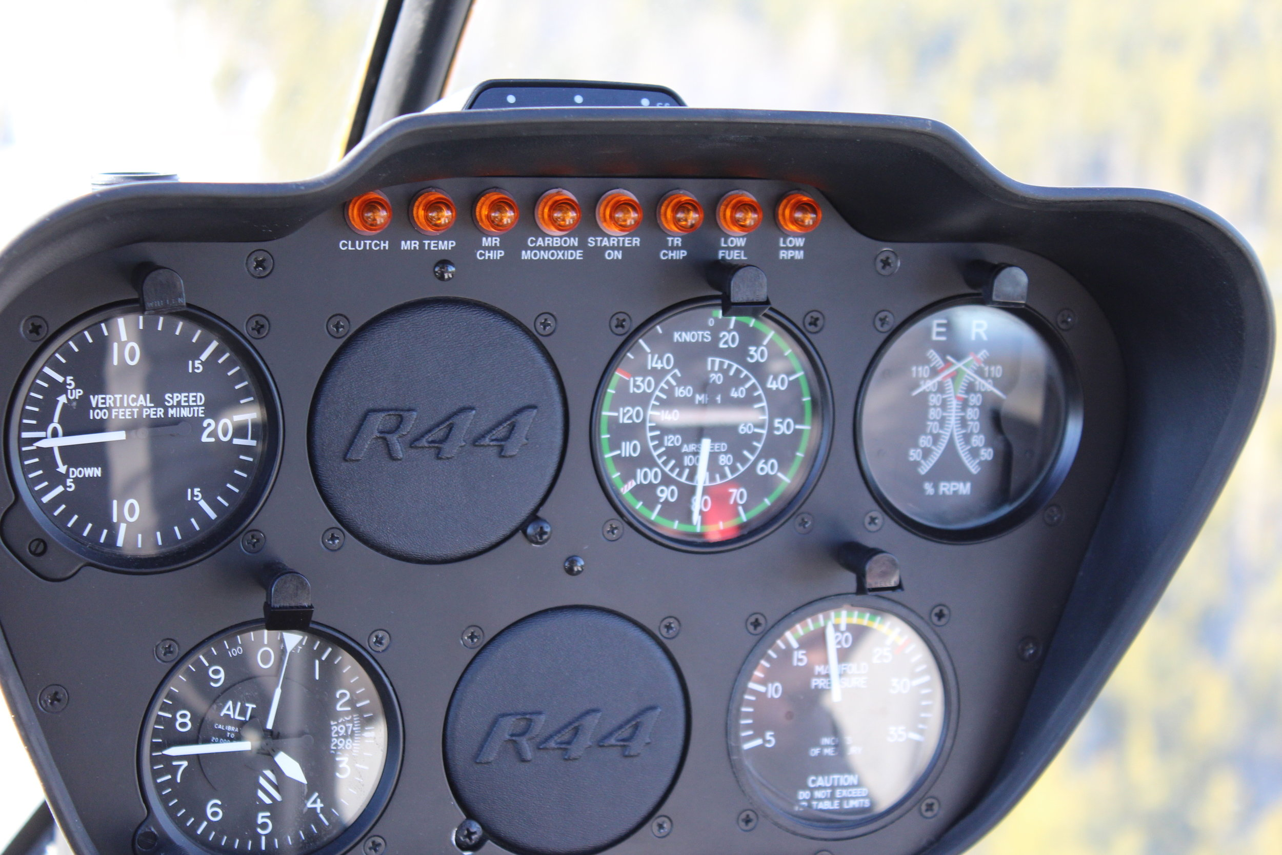Instrument (IFR) Rating - This rating allows for the operation of a helicopter during instrument flight conditions. Our IFR equipped R44 and Guimbal helicopters, combined with our GPS equipped simulator, IFR experienced instructors and multi-crew standard operating procedures will have you IFR ready in no time.