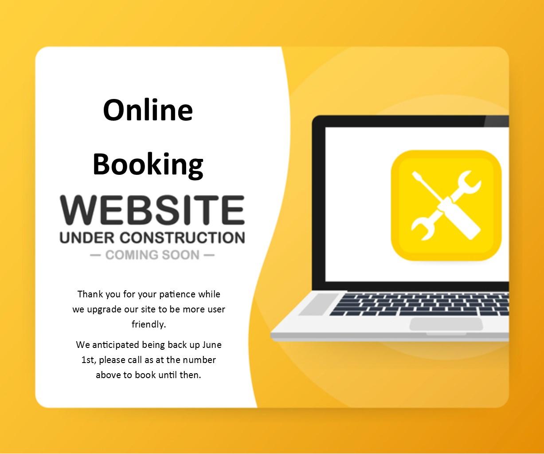 Online Booking being upgraded.jpg