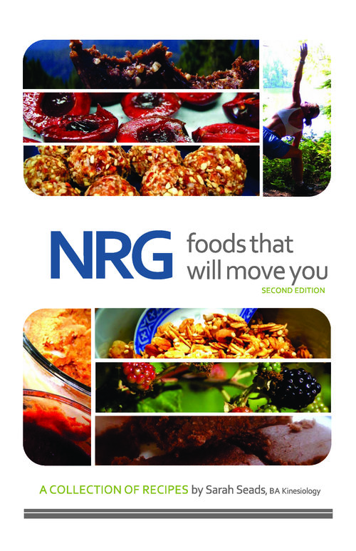 NRG Foods that Will Move You -