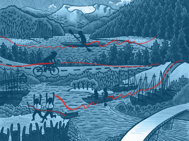 Comox Valley Collective: Alpine to Ocean