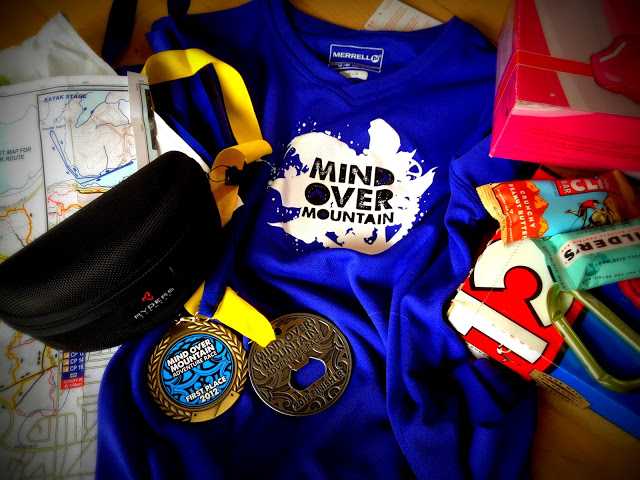 MOMAR has the best race swag anywhere...and don't just trust my opinion- they have the awards to prove it! This year we got what has to be the BEST finisher medal anywhere on the planet...check it out in the photo above: Bottle Opener woot woot!