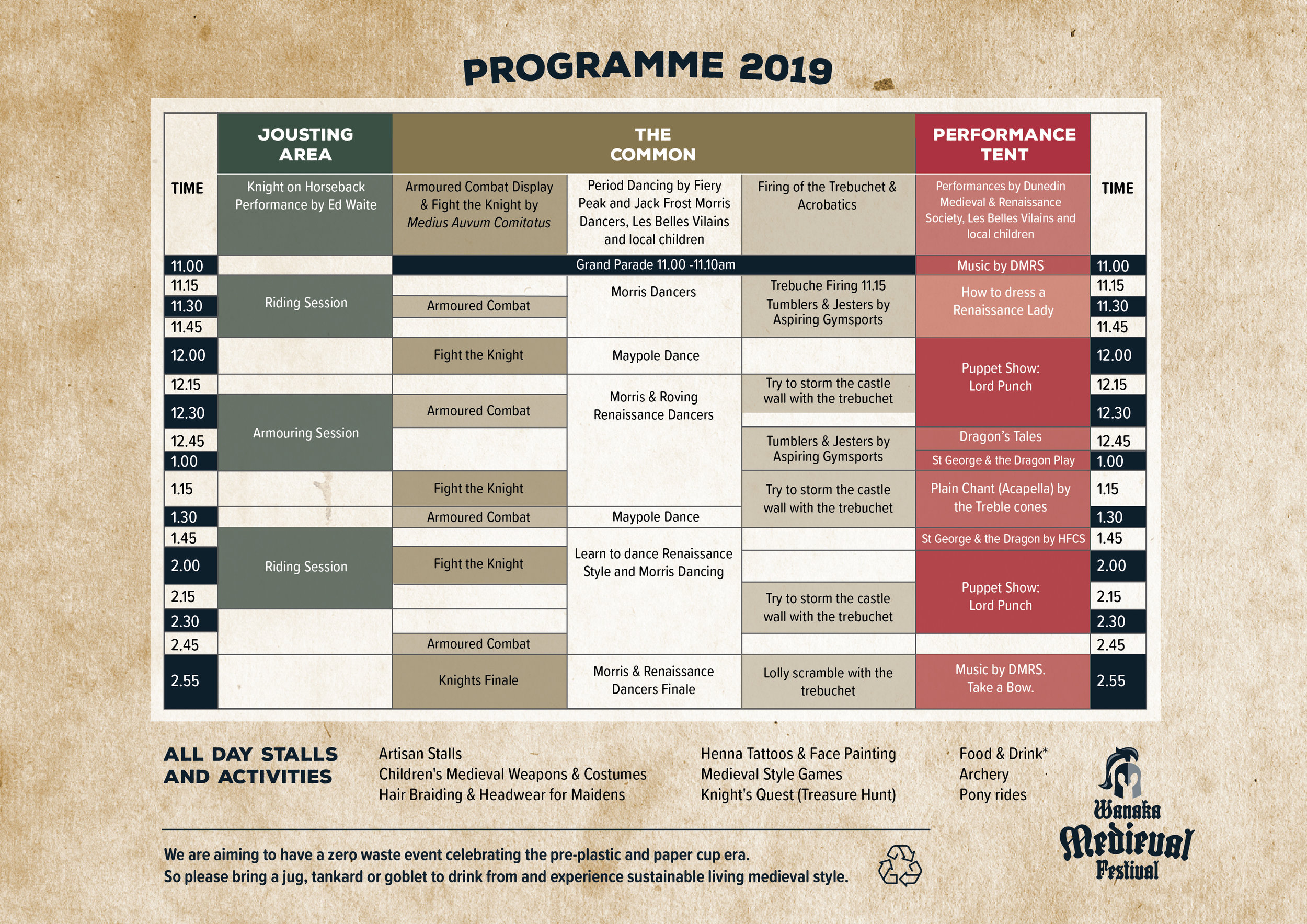 To download a copy of the programme please see link below.