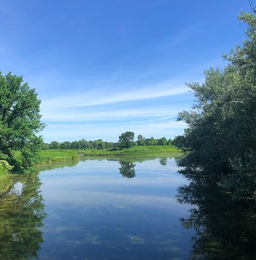 Skokie Lagoons (not in Skokie)