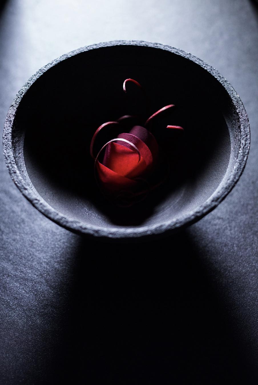 Red Spinach  Photo: Jeff Elstone / Courtesy of Vespertine