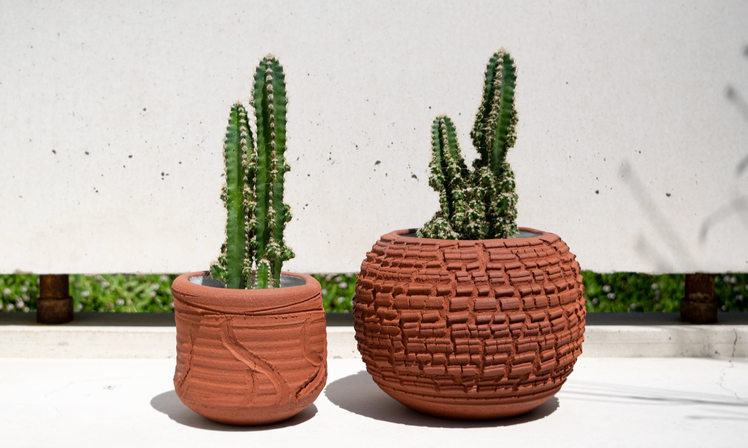 Igneous Planters - Available exclusively in the Match Showroom