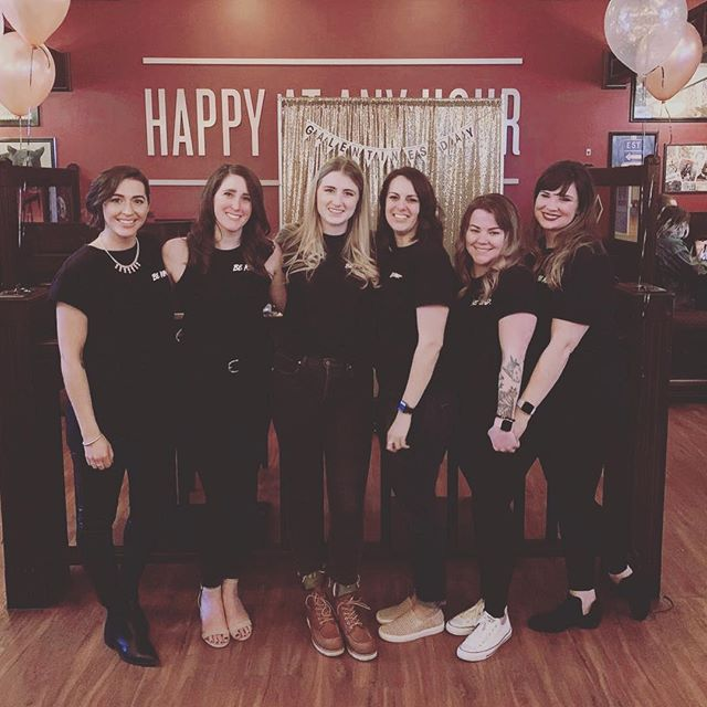 There are almost no words to convey our love, appreciation & thanks. On February 14th 2019, GirlGang Kindness held our second annual Galentine's Day at @hudsonspub in support of the @ywcalethbridge Harbour House & The Amethyst Project. We are proud to announce that with your help, we raised $2800! That is an increase of $700 from 2018. Let's break that down:  It costs YWCA an extra $42.29, on top of government funding, to house one woman for one night in the Harbour House. This money can support 65 nights for woman & children fleeing domestic violence.  It costs YWCA $650 to provide ONE sexual assault kit. This money can support 4 kits.  This is life changing money.  The YWCA will allocate these funds between the two programs as they see fit.  Thank you. We love our gang. Be Kind. Love yourself. Encourage others. Foster community.  Xoxo GirlGang  #bekind #girlgangyql #galentinesday #yql