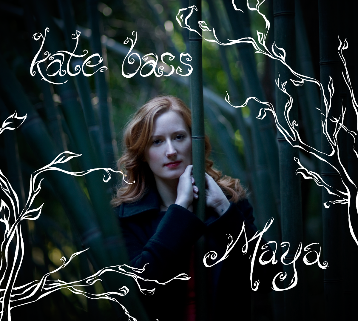 Maya - Click the album cover to stream and purchase Kate's first album, Maya