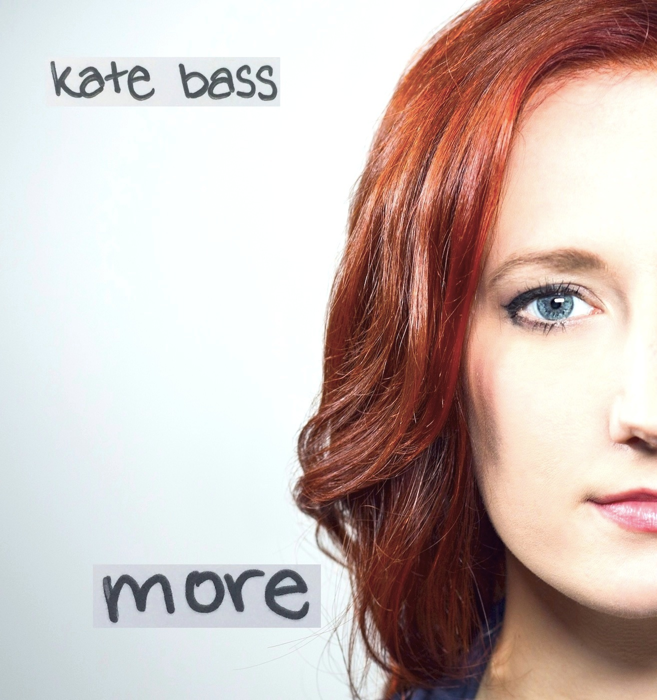 more - Click the album cover to stream and purchase Kate's EP, More