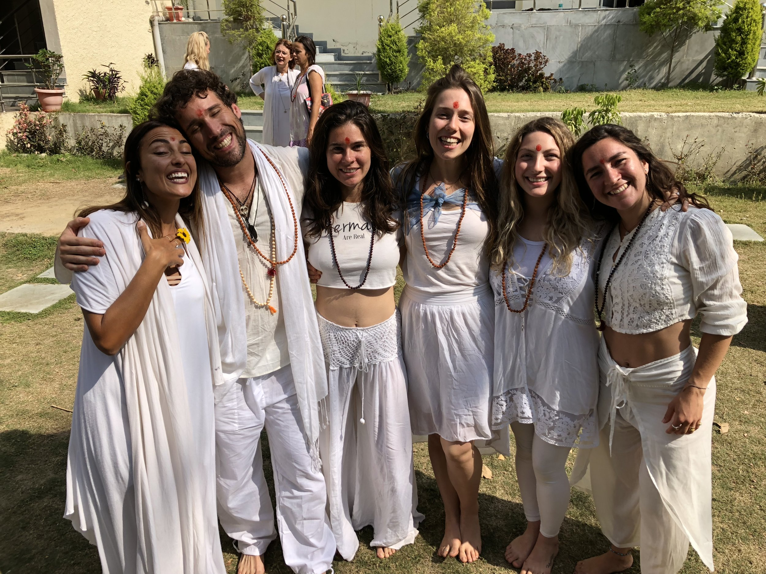 Family is so important, and that's exactly what you build at Sattva, and through a dedicated spiritual practice.