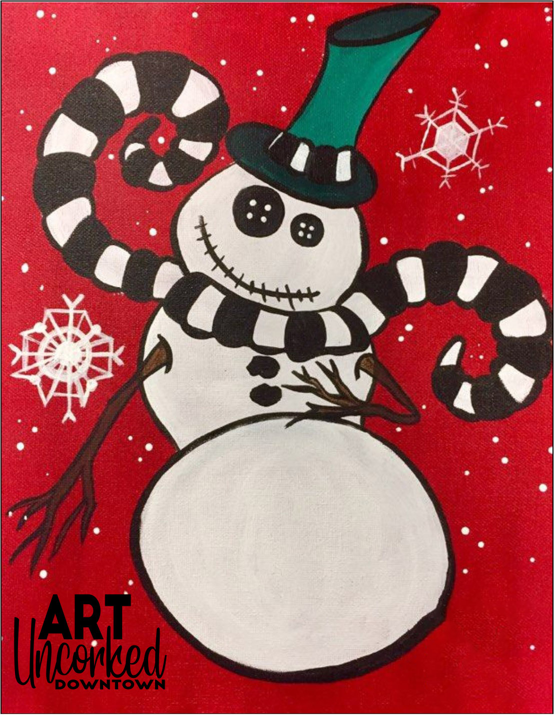 winter Snowman Burton Style.jpg